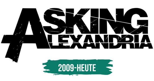 Asking Alexandria Logo Geschichte