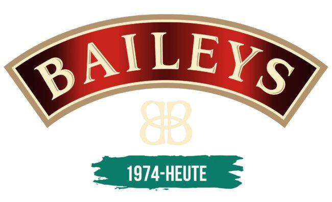 Baileys Logo Geschichte