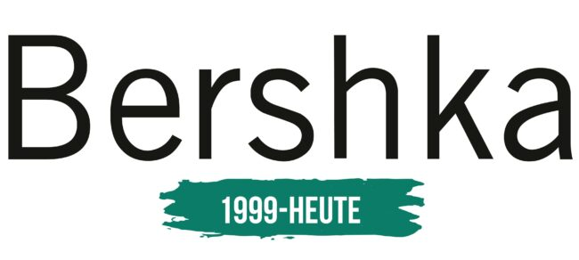 Bershka Logo Geschichte