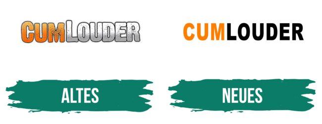 CumLouder Logo Geschichte