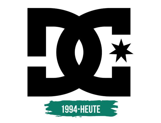 DC Shoes Logo Geschichte