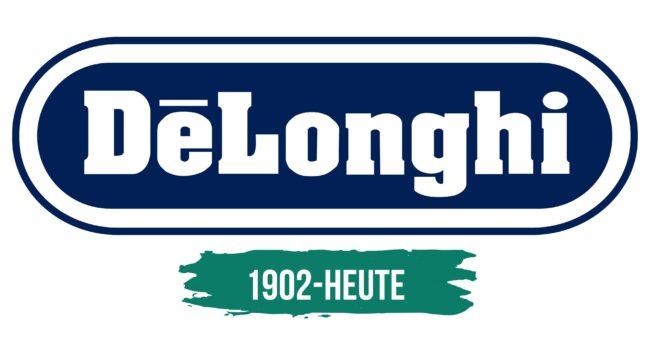DeLonghi Logo Geschichte