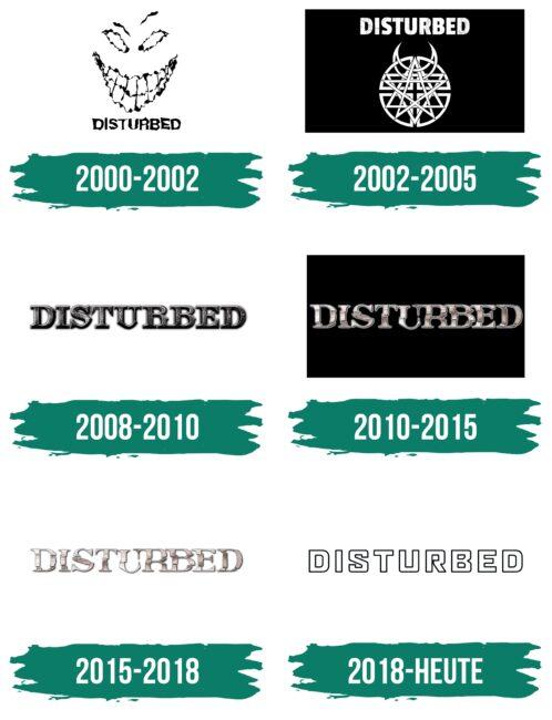 Disturbed Logo Geschichte