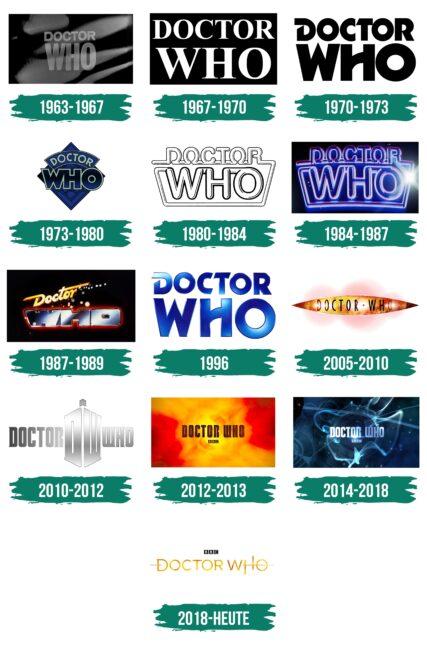 Doctor Who Logo Geschichte