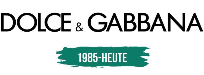 Dolce & Gabbana Logo Geschichte