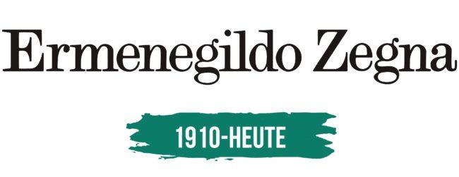 Ermenegildo Zegna Logo Geschichte