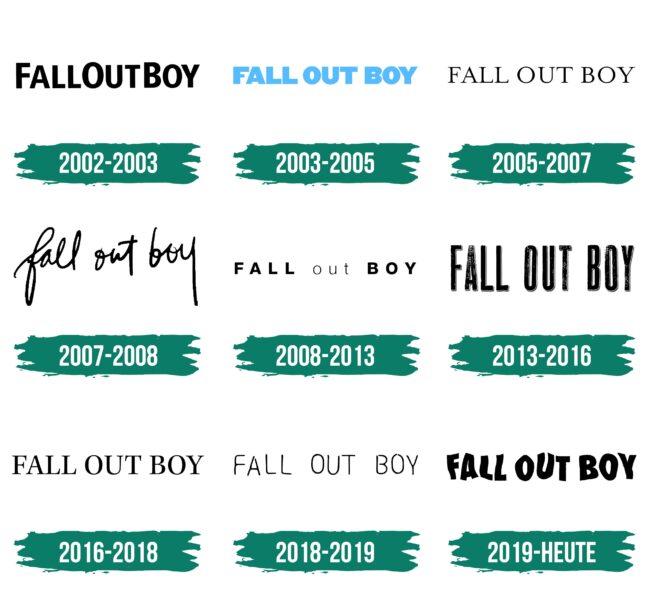 Fall Out Boy Logo Geschichte