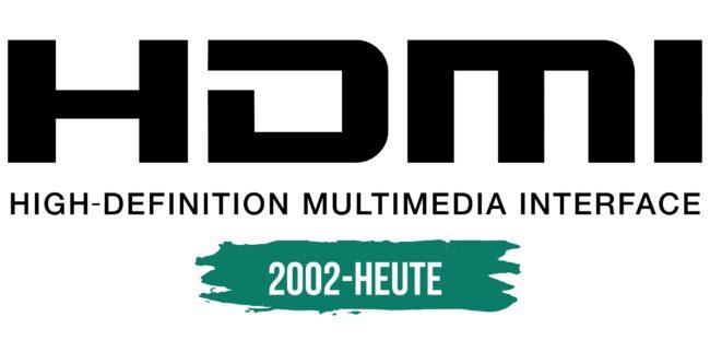 HDMI Logo Geschichte