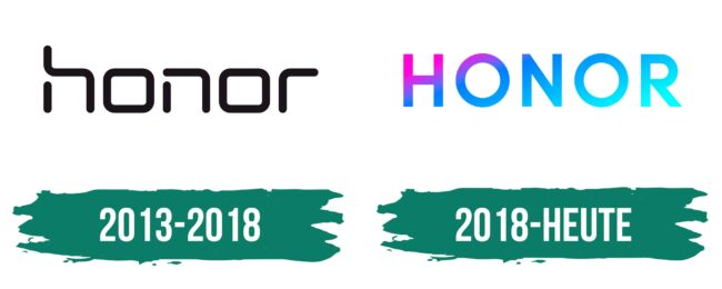 Honor Logo Geschichte