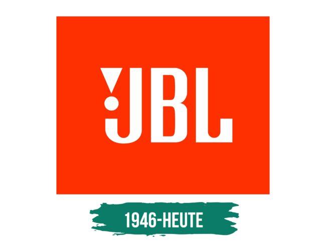 JBL Logo Geschichte