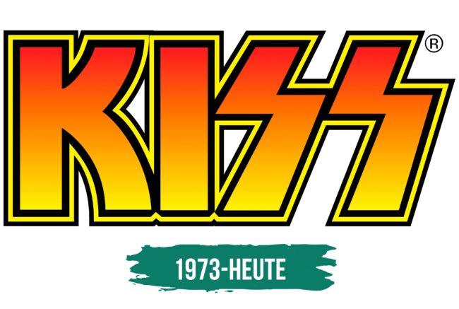 KISS Logo Geschichte