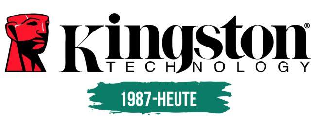 Kingston Logo Geschichte