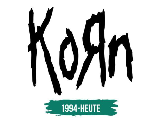 Korn Logo Geschichte
