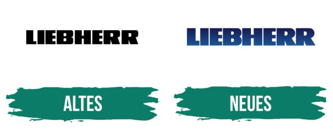 Liebherr Logo Geschichte