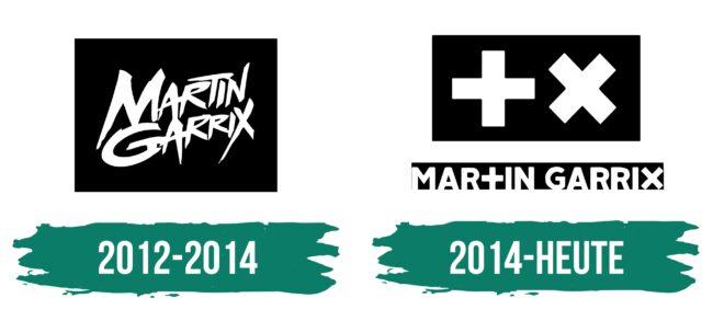 Martin Garrix Logo Geschichte