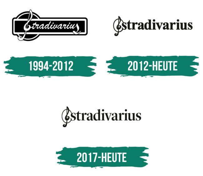 Stradivarius Logo Geschichte