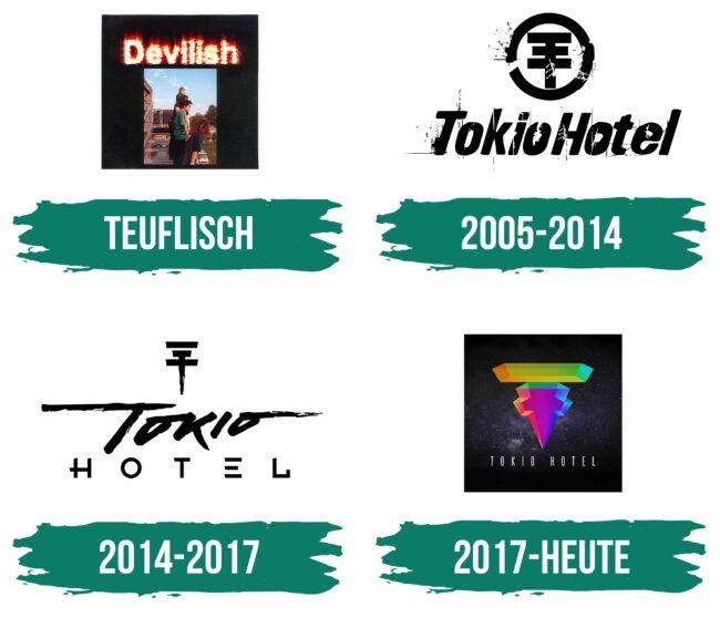 Tokio Hotel Logo Geschichte
