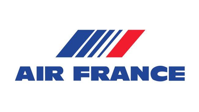 Air France Logo 1976-1990