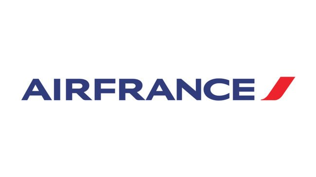 Air France Logo 2016-heute