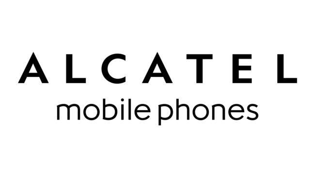 Alcatel logo 2004-2010