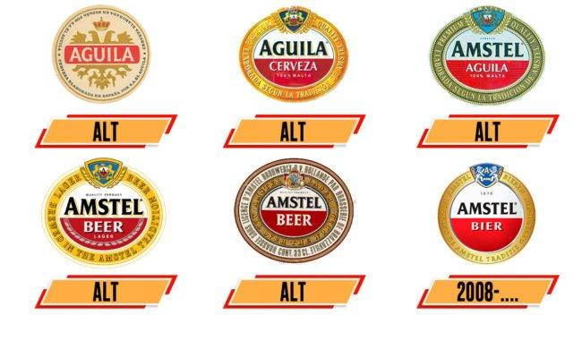 Amstel Logo Geschichte