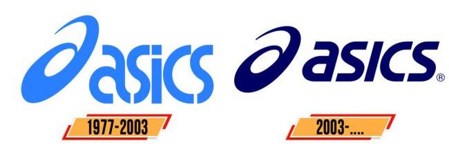 Asics Logo Geschichte