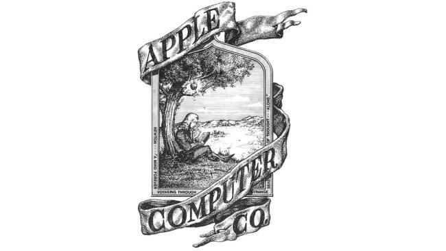 Apple Logo 1976-1977