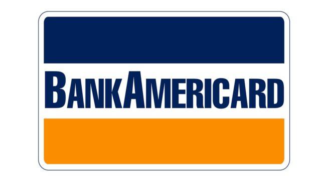BankAmericard Zeichen 1958–1976