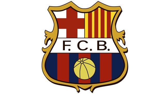 Barcelona logo 1910-1920
