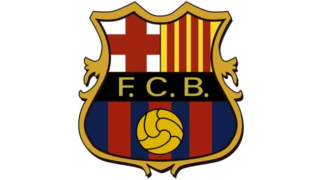 Barcelona logo 1936-1941