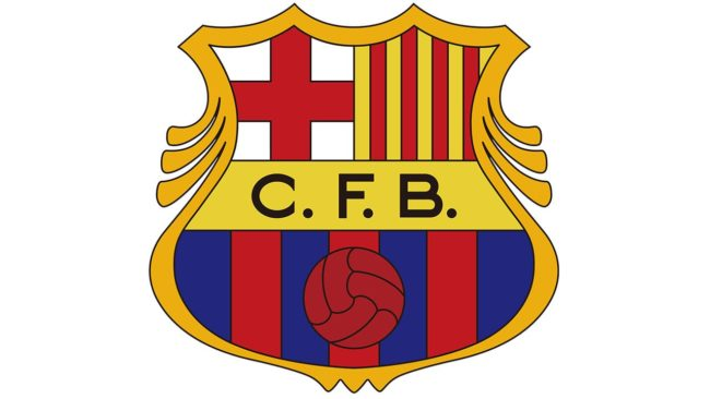 Barcelona logo 1960-1974