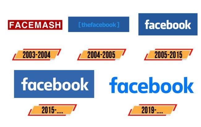Facebook Logo Geschichte