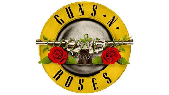 Guns N' Roses Logo 1987-....