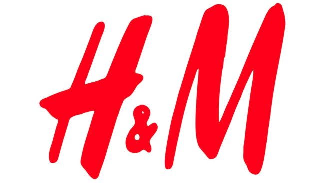 H&M Logo 1968-1999