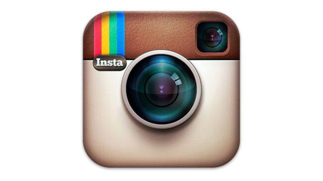 Instagram icon Zeichen 2011-2016