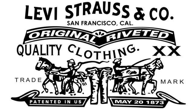 Levi's Logo 1892–1925