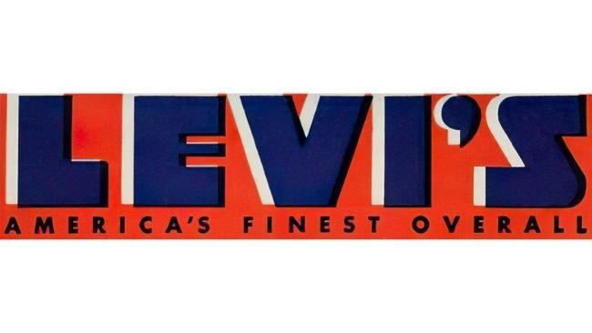 Levi's Logo 1929–1943
