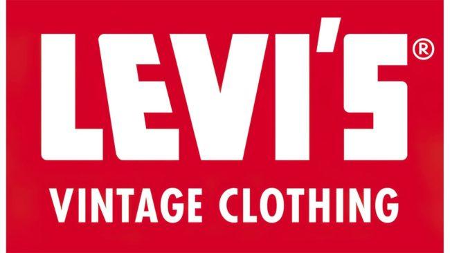 Levi's Logo 1954–1969