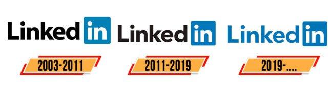 Linkedin Logo Geschichte