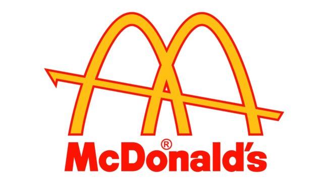 McDonalds Zeichen 1961–1968