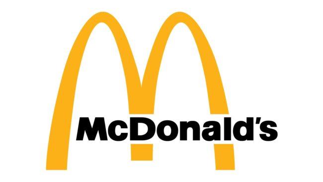 McDonalds Zeichen 1968–Heute