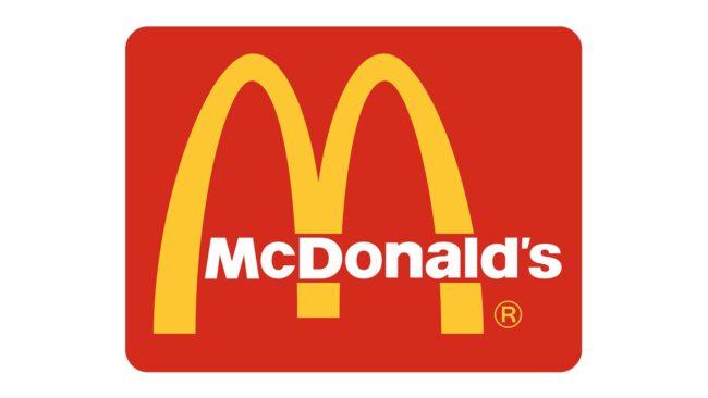 McDonalds Zeichen 1975–Heute