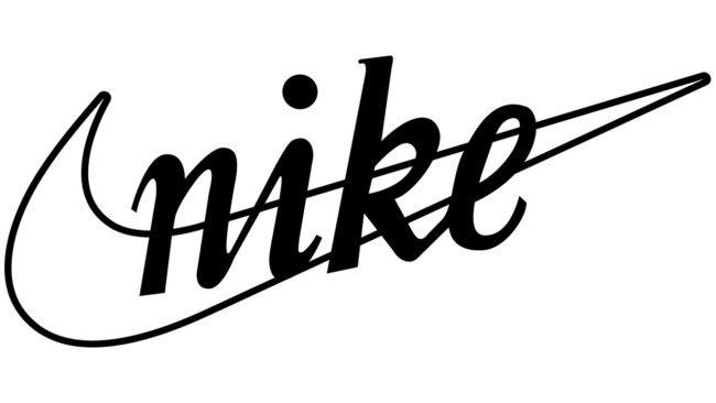 Nike Logo 1971-1978