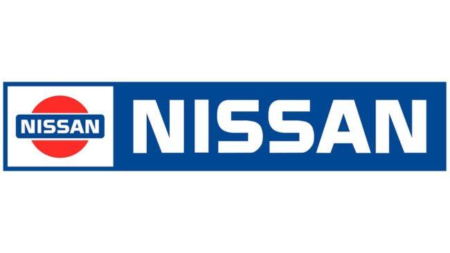 Nissan Logo 1983–2001