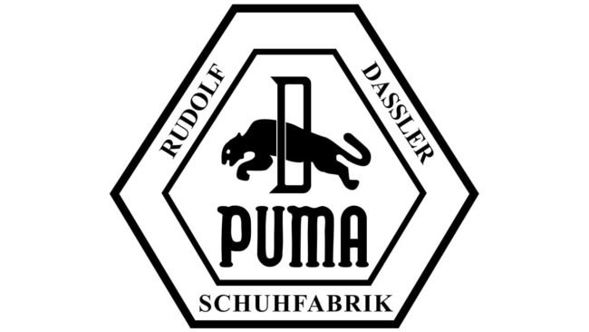 Puma Logo 1951-1958