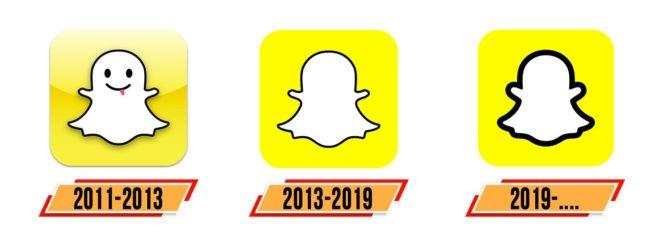 Snapchat Logo Geschichte