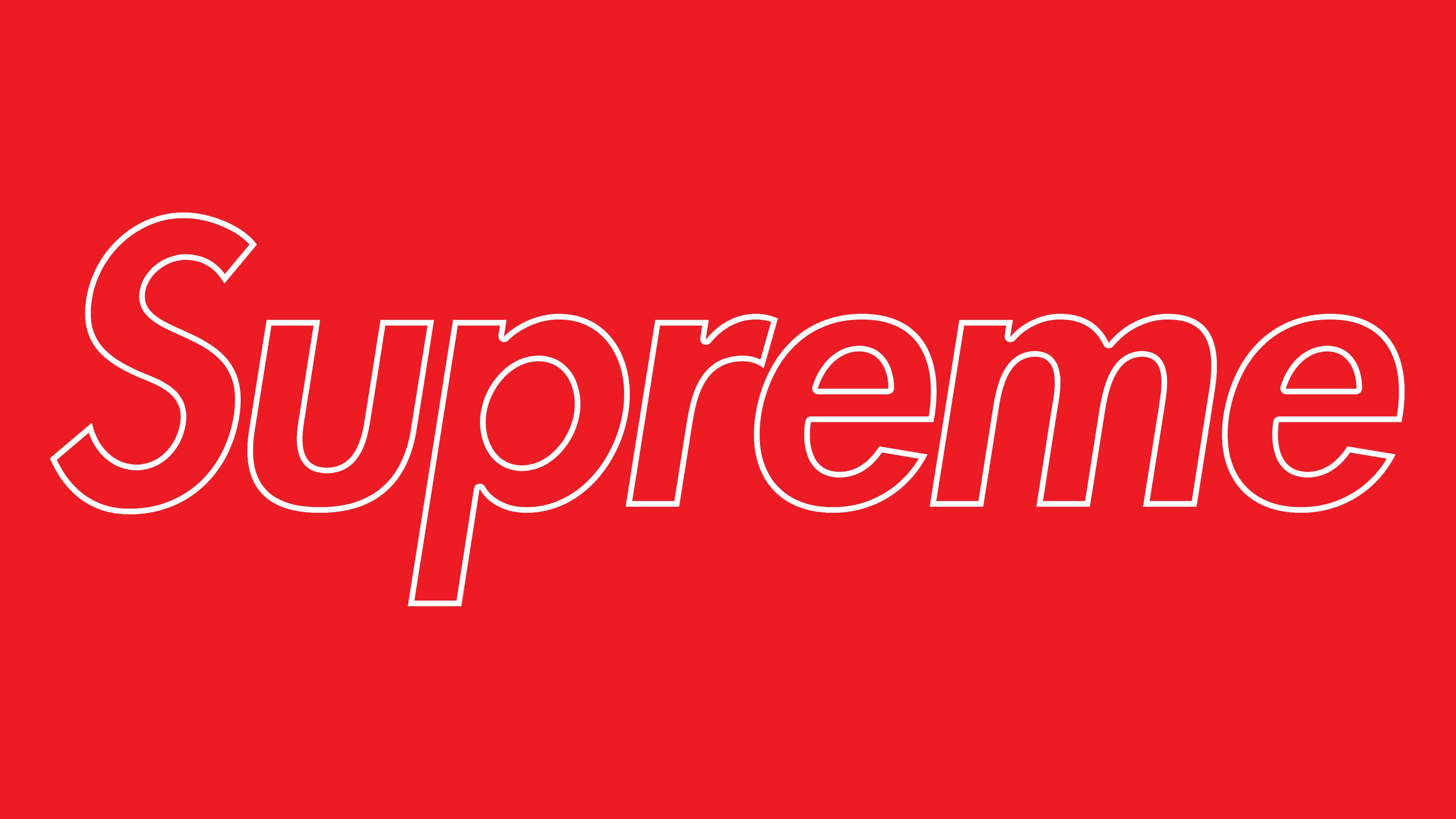 Supreme Zeichen