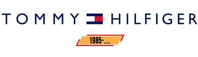 Tommy Hilfiger Logo Geschichte
