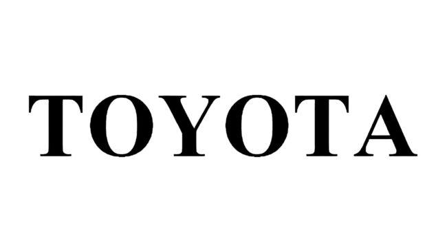Toyota Zeichen 1958-1969