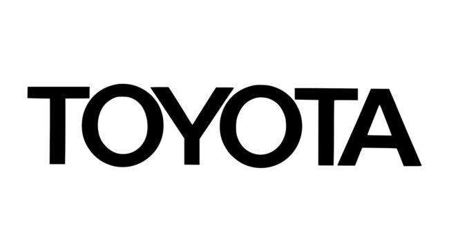 Toyota Zeichen 1969-1978